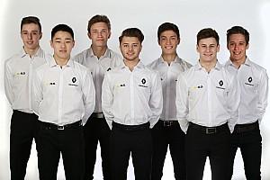Renault quer usar acordo de motores para trazer jovens à F1