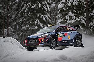 WRC Motorsport.com hírek Fantasztikus videós felvételek a Svéd Rali nulladik napjáról