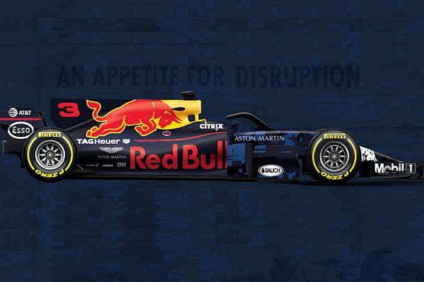 Quand les Red Bull RB13 et RB14 se comparent
