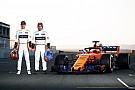 Formule 1 McLaren présente sa MCL33 à moteur Renault