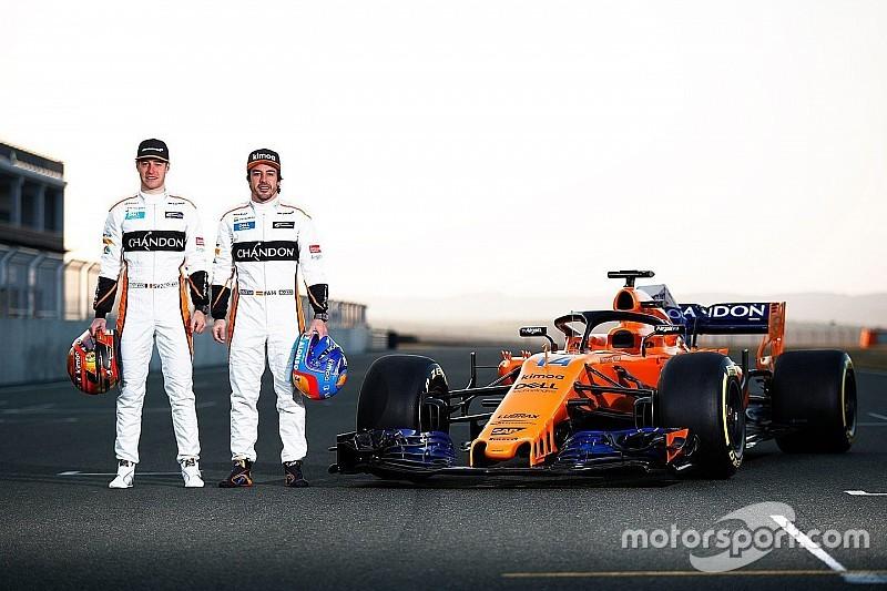 """Boullier: """"No se tomaron atajos con el nuevo McLaren"""""""