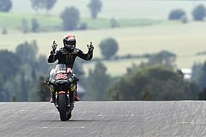 MotoGP Новость Фольгер о первом подиуме: Я доказал, что могу быть сильным гонщиком