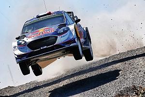 WRC Réactions Avec 16