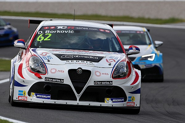 TCR Third 2017 victory for Alfa Romeo Giulietta TCR by Romeo Ferraris