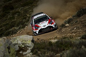 WRC Breaking news Toyota confirms Lappi for rest of 2017 after Italy star turn
