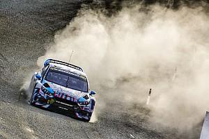 World Rallycross Réactions Bakkerud et la Focus RS de retour aux affaires
