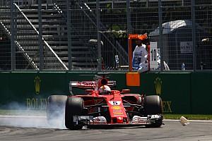 分析:为何2017赛季刹车对赛车影响更深?