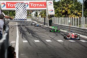 Formula Renault Race report Eurocup Pau: Peroni juarai Race 2, Presley tertabrak