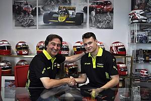 FIA F2 Breaking news Visoiu resmi membalap bersama Campos Racing