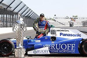 IndyCar Últimas notícias Troféu da Indy 500 sai dos EUA pela primeira vez na história