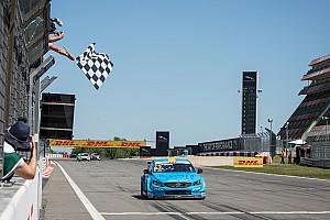 WTCC Reporte de la carrera Catsburg se pone líder del campeonato con la victoria en la carrera principal