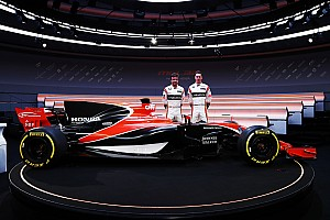 Brown defends McLaren's new F1 livery