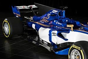 Sauber показала новую машину