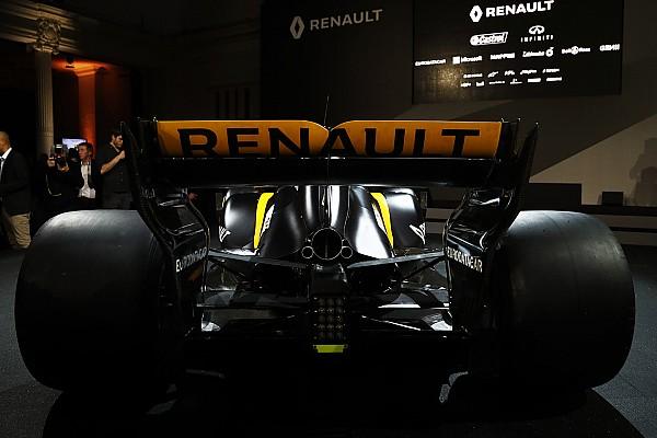 Формула 1 Новость Renault изменила мотор на 95 процентов по сравнению с 2016 годом