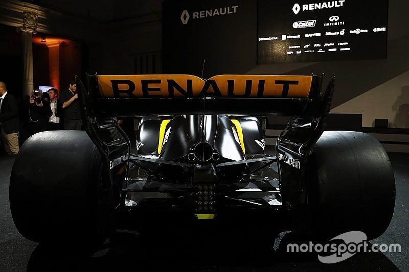 """El nuevo motor Renault es """"95% diferente"""" al de 2016"""