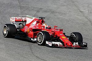Formel 1 Testbericht F1-Test Barcelona: Ferrari beginnt Formel 1 2017 vor Mercedes