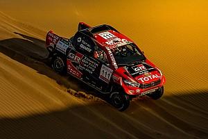 Cross-Country Rally Race report Toyota kalah dari pereli lokal di Tiongkok