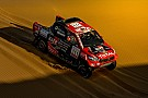 Cross-Country Rally Toyota kalah dari pereli lokal di Tiongkok
