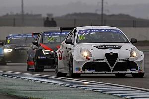 TCR Race report Local hero Kajaia and Oriola share victories in Georgia