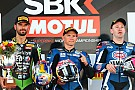 World SUPERBIKE Supersport Lausitzring: Harika yarışı Morais kazandı, Kenan 2. oldu