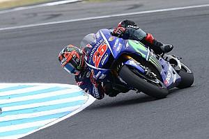 MotoGP Отчет о тестах Виньялес показал лучшее время во второй день тестов на «Филлип-Айленде»