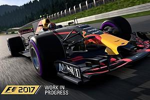 Jeux Video Actualités Vidéo - Verstappen, guest star du premier trailer de F1 2017