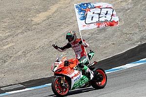 Superbikes Raceverslag WSBK Laguna Seca: Davies verslaat Kawasaki-duo bij comeback