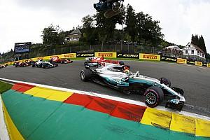 F1 Top List Galería: las 25 mejores fotos del GP de Bélgica 2017