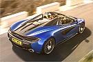 Automotive McLaren stellt Roadster-Variante von Sportwagen 570S Spider vor