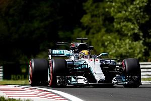 Формула 1 Новость Хэмилтон исключил уход из Mercedes в другую команду
