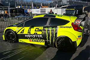 Rally Ultime notizie Ecco la livrea 2016 della Fiesta WRC di Valentino Rossi al Monza Rally Show