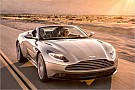 Automotive Aston Martin DB11 Volante Cabrio 2018