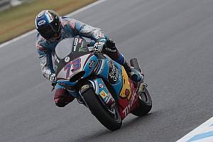 Moto2 Gara A Motegi vince Marquez, ma Morbidelli allunga su Luthi