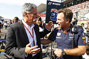 Formel 1 News Red-Bull-Teamchef Horner: