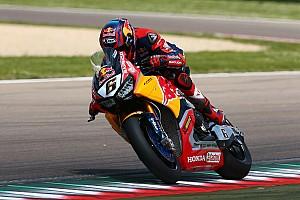 Nach Nicky Haydens Tod: Stefan Bradl in Donington einziger Honda-Pilot