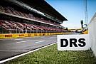 La FIA amplía la principal zona de DRS en Barcelona buscando más adelantamientos
