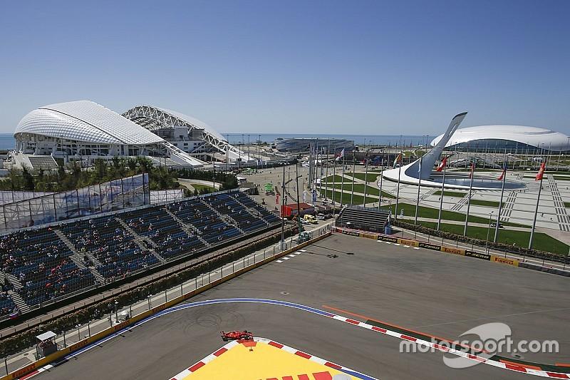 FIA встановила обмеження у другому повороті Сочі