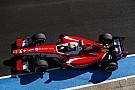 FIA F2 Ошибка команды едва не стоила Леклеру досрочного титула