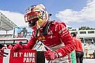 FIA F2 Leclerc draagt F2-pole op aan overleden vader