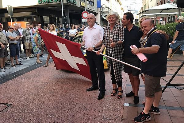 """Rally Svizzera Intervista Beltrami: """"Un Rally tanto straordinario quanto il suo pubblico!"""""""
