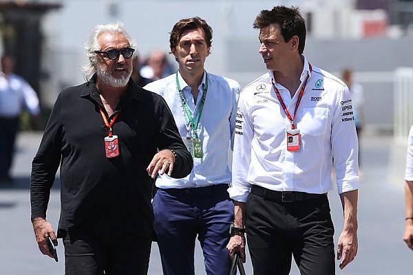Формула 1 Важливі новини Вольфф: Ми з Бріаторе говорили не про контракт з Алонсо