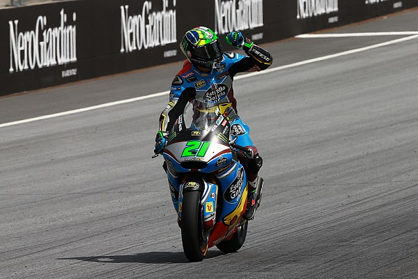 Austria Moto2: Morbidelli comes out on top in tense battle