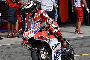 MotoGP News Jorge Lorenzo: Flag-to-Flag-Rennen der MotoGP sind gefährlich