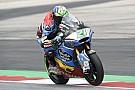Moto2 Morbidelli logró un ajustado triunfo en Moto2