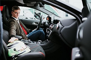 Formel-3-EM News Wie Schumi: Mick Schumacher wird Markenbotschafter von Mercedes