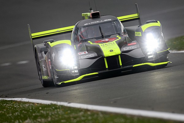 """Le Mans Webb: ByKolles' Le Mans podium hopes """"not ridiculous"""""""