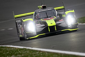 "Le Mans Breaking news Webb: ByKolles' Le Mans podium hopes ""not ridiculous"""