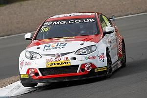 BTCC Qualifying report Silverstone BTCC: Sutton claims second career pole