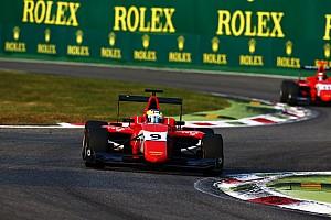 GP3 レースレポート GP3イタリア:デニスとデ・ブリーズが初優勝、福住は次戦グリッド降格ペナルティ