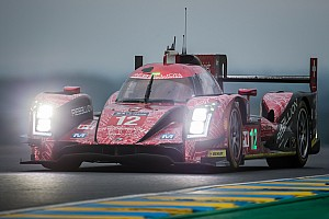 Le Mans Race report Rebellion Racing wins LMP1 Privateer at 2016 Le Mans 24 Hours